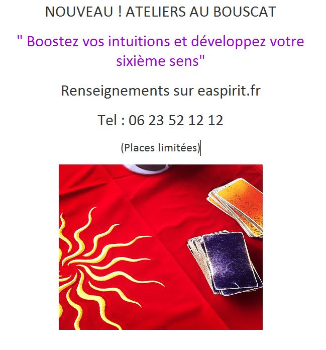 Ateliers intuition
